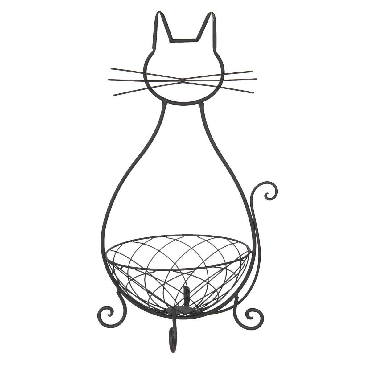 Kovový košík CAT