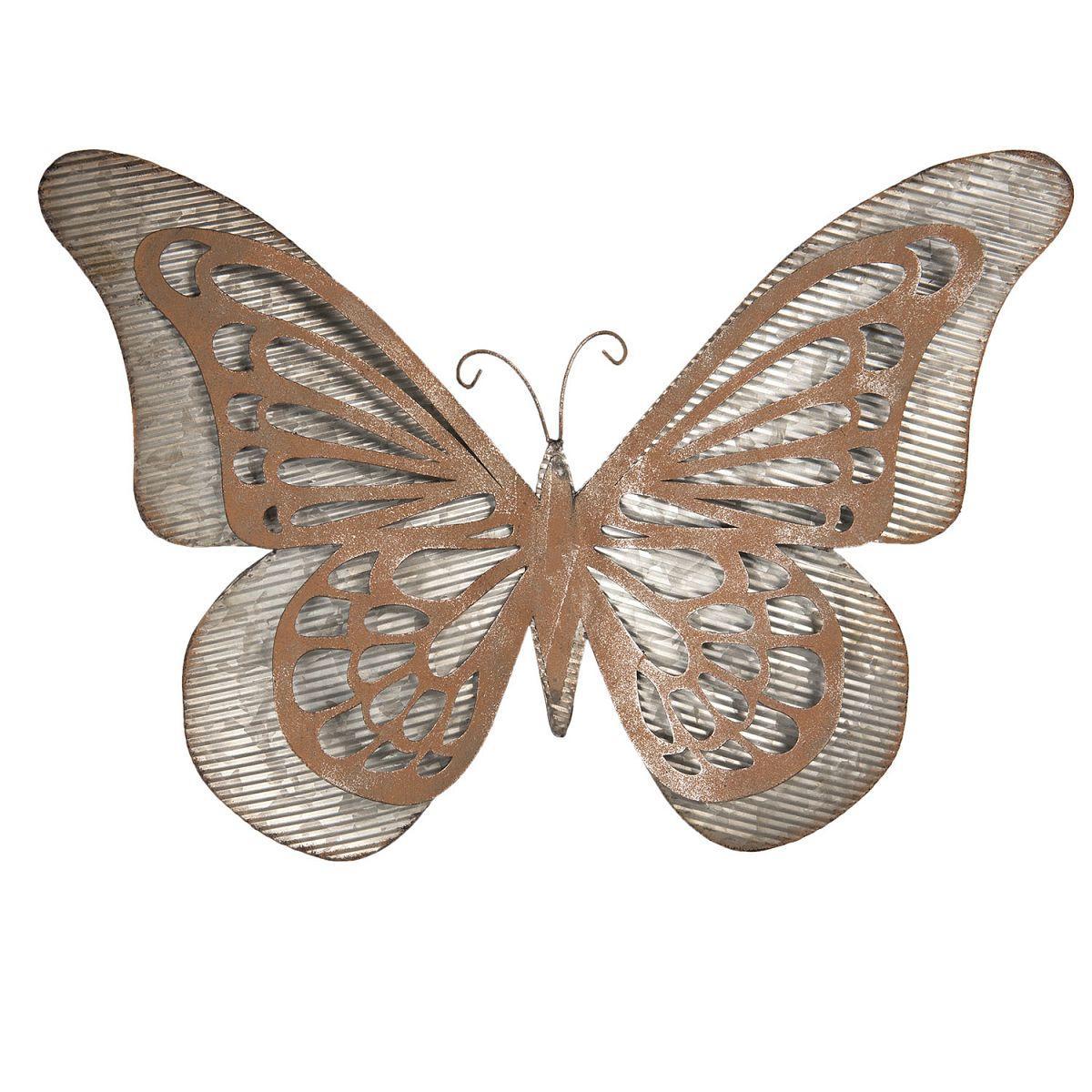 Nástěnná dekorace BUTTERFLY