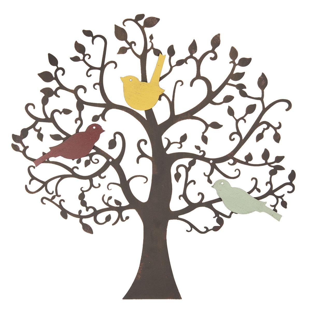 Nástěnná dekorace TREE