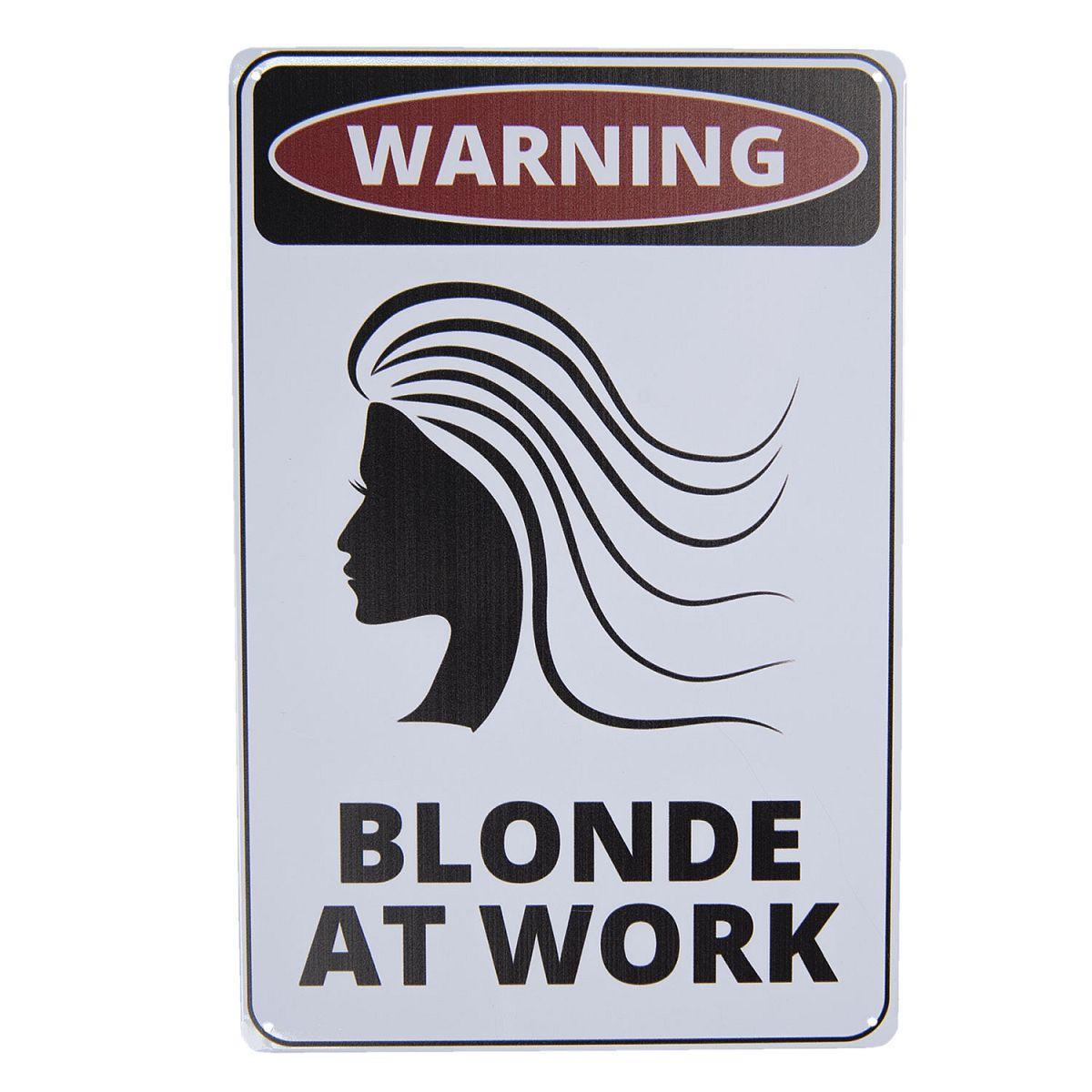1- Cedule BLOND AT WORK