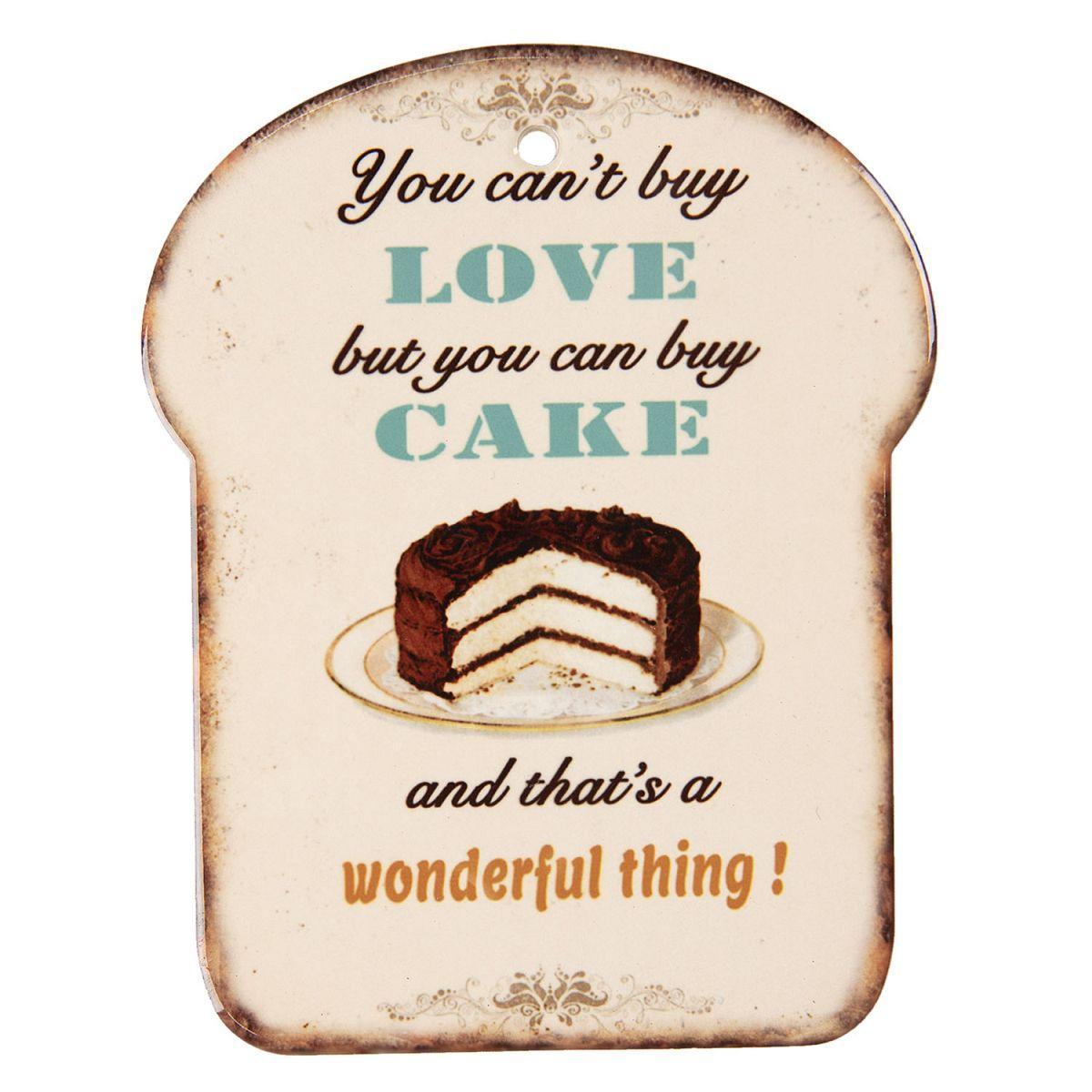 Keramické prkénko LOVE CAKE