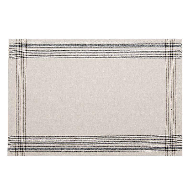 Textilní prostírání COUNTRY ESSENTIAL 48*33 cm - sada 6 kusů
