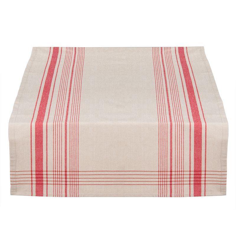Běhoun na stůl COUNTRY ESSENTIAL red 50*140 cm