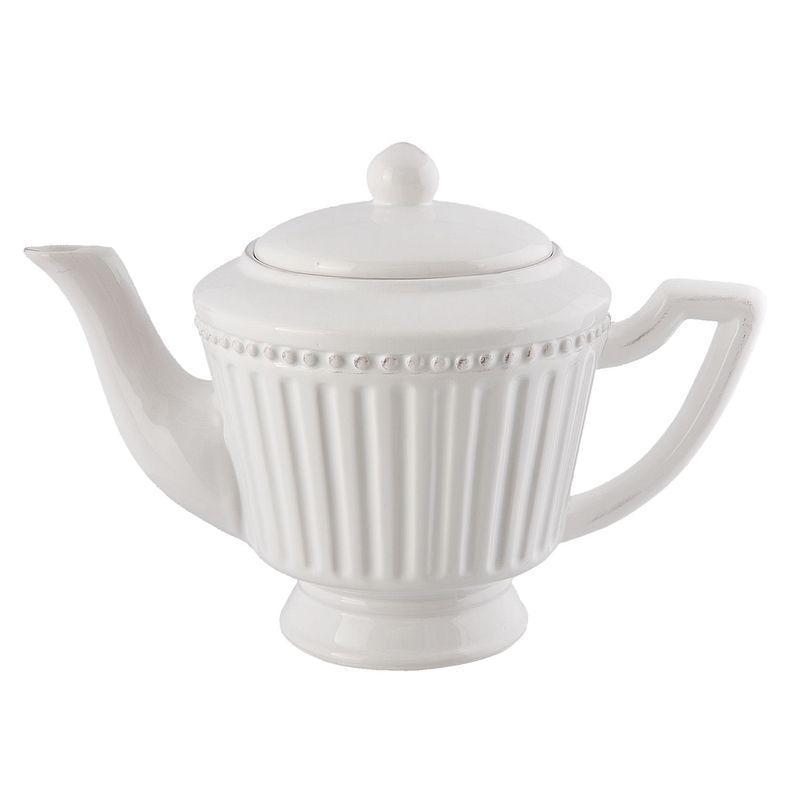 Keramická konvička na čaj ELEGANT COUNTRY
