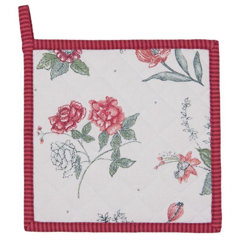 Podložka pod hrnec nebo chňapka EVERYDAY FLOWERS 20*20 cm