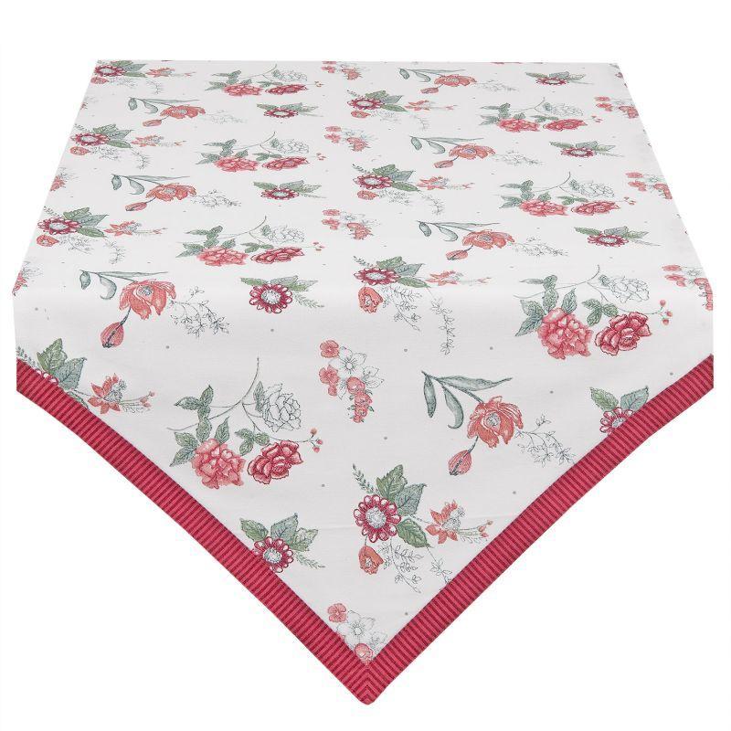 Běhoun na stůl EVERYDAY FLOWERS 50*160 cm