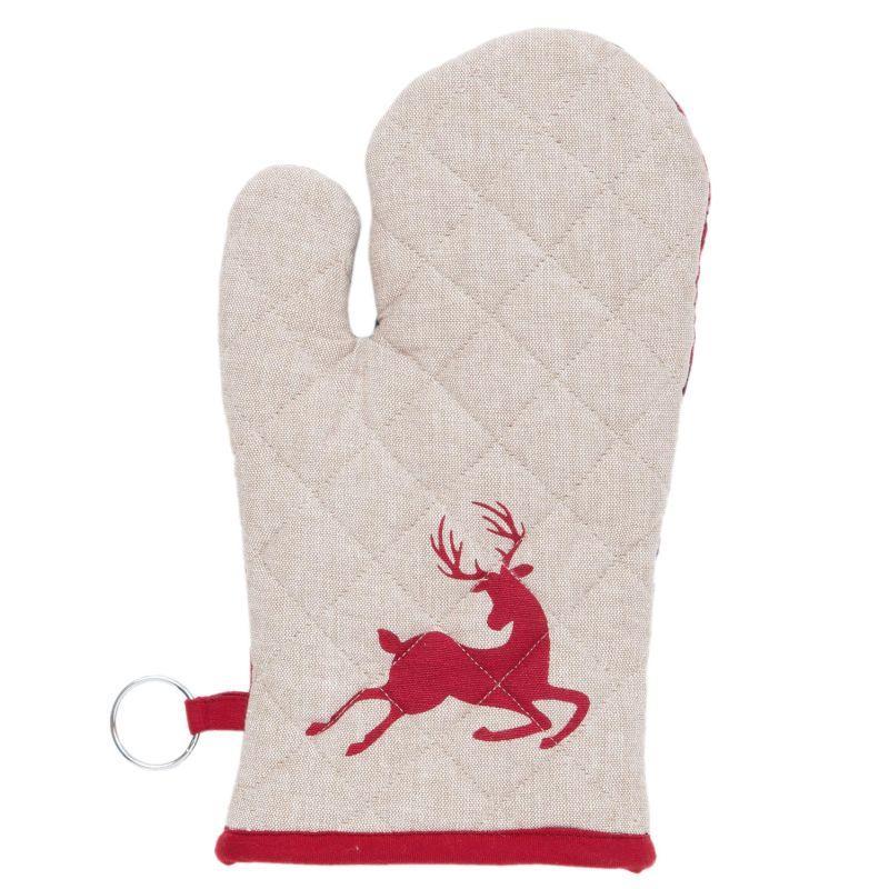 Chňapka Hello Deer 16*30 cm