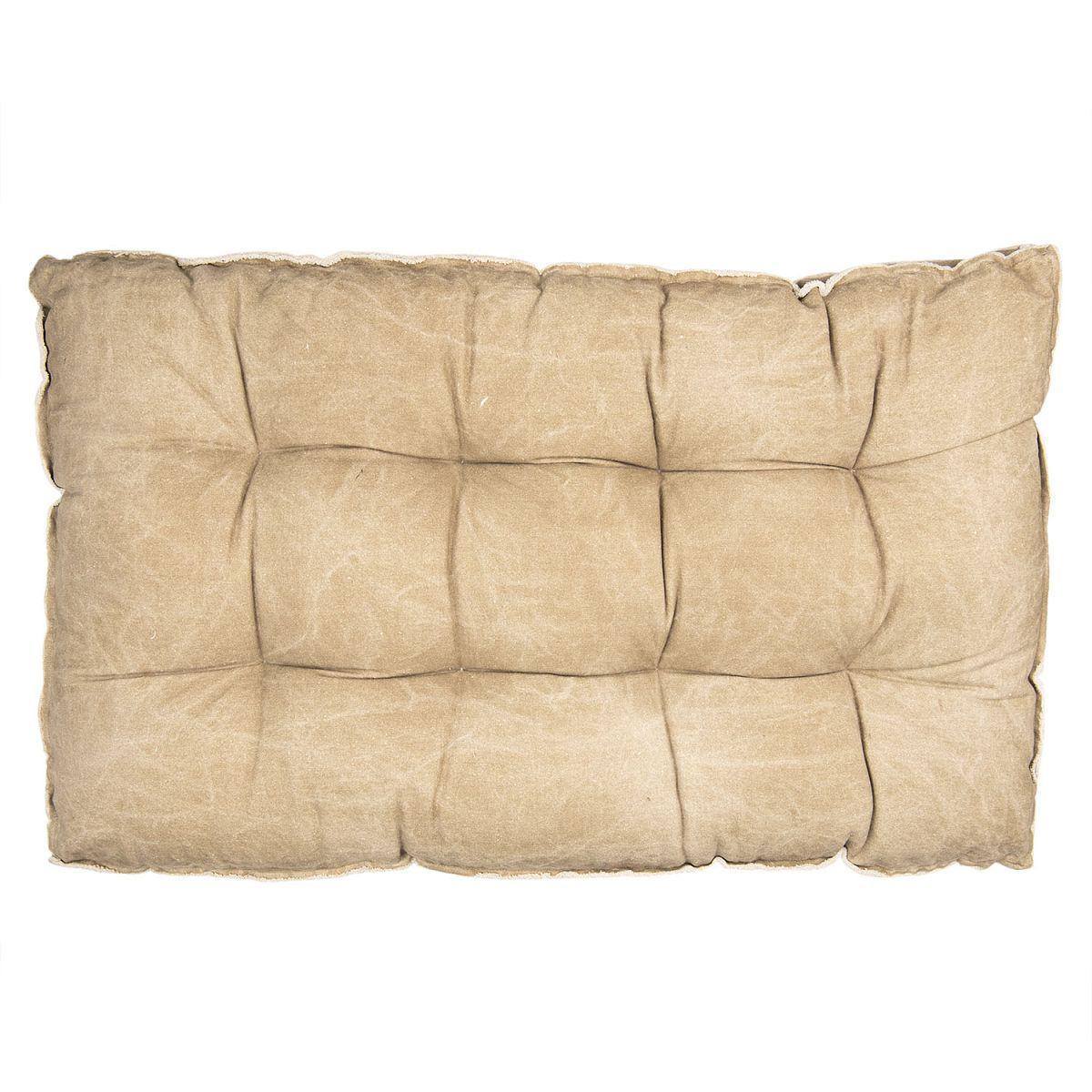 Lavicový sedák s výplní 80*120*12 cm