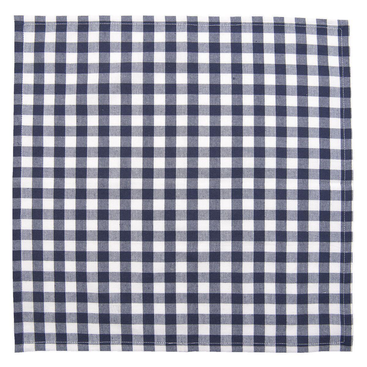 Textilní ubrousky LITTLE CHICKEN 40*40 cm - sada 6 kusů