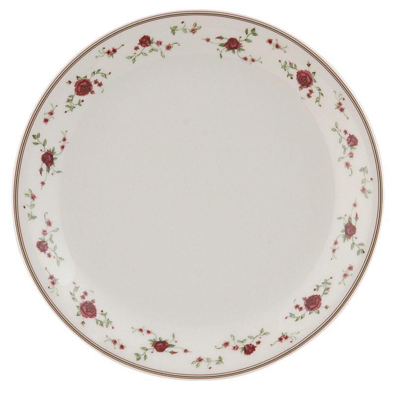 1- Keramický talíř dezertní LA PETITE ROSE
