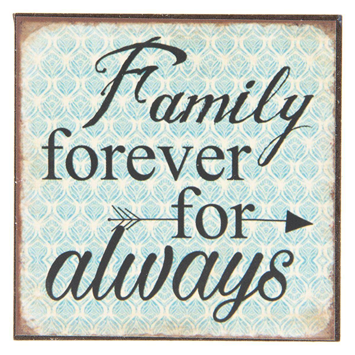 Magnetka FAMILY FOREVER