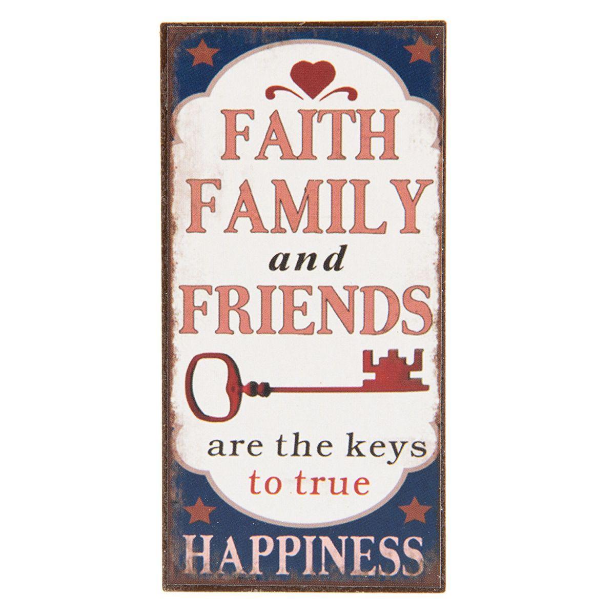 Magnetka FAITH FAMILY