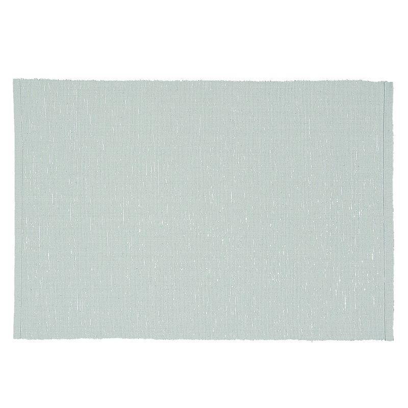 Textilní prostírání LIGHT GREEN 48*33 cm - sada 6 kusů