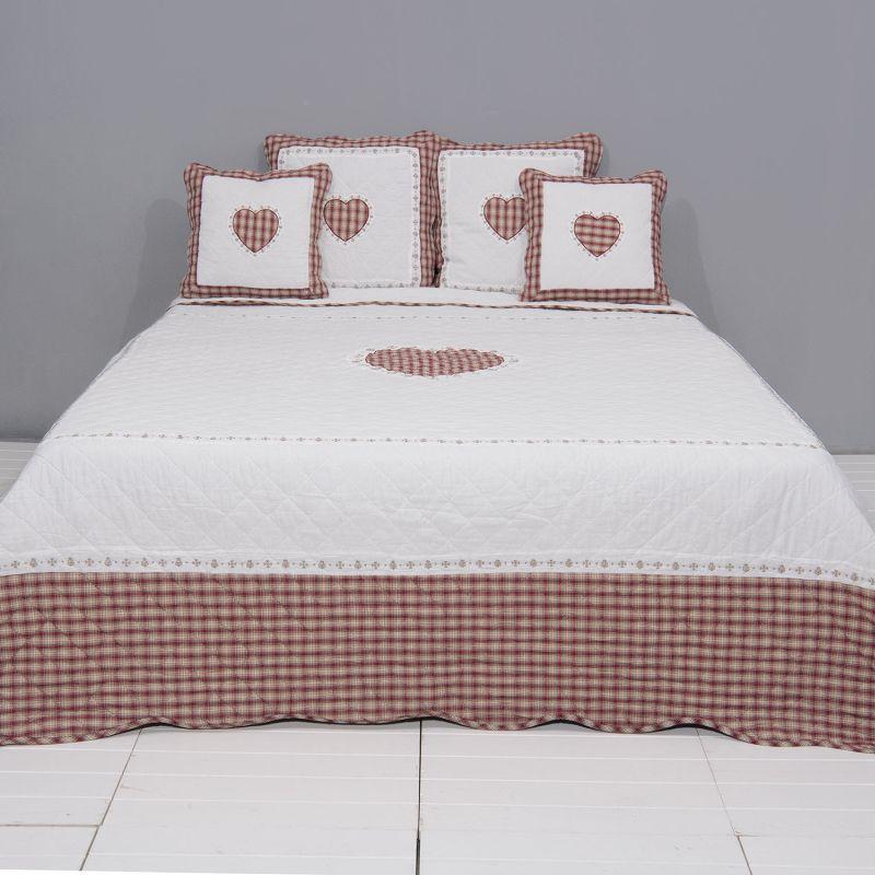 Přehoz přes postel Q180 230*260 cm