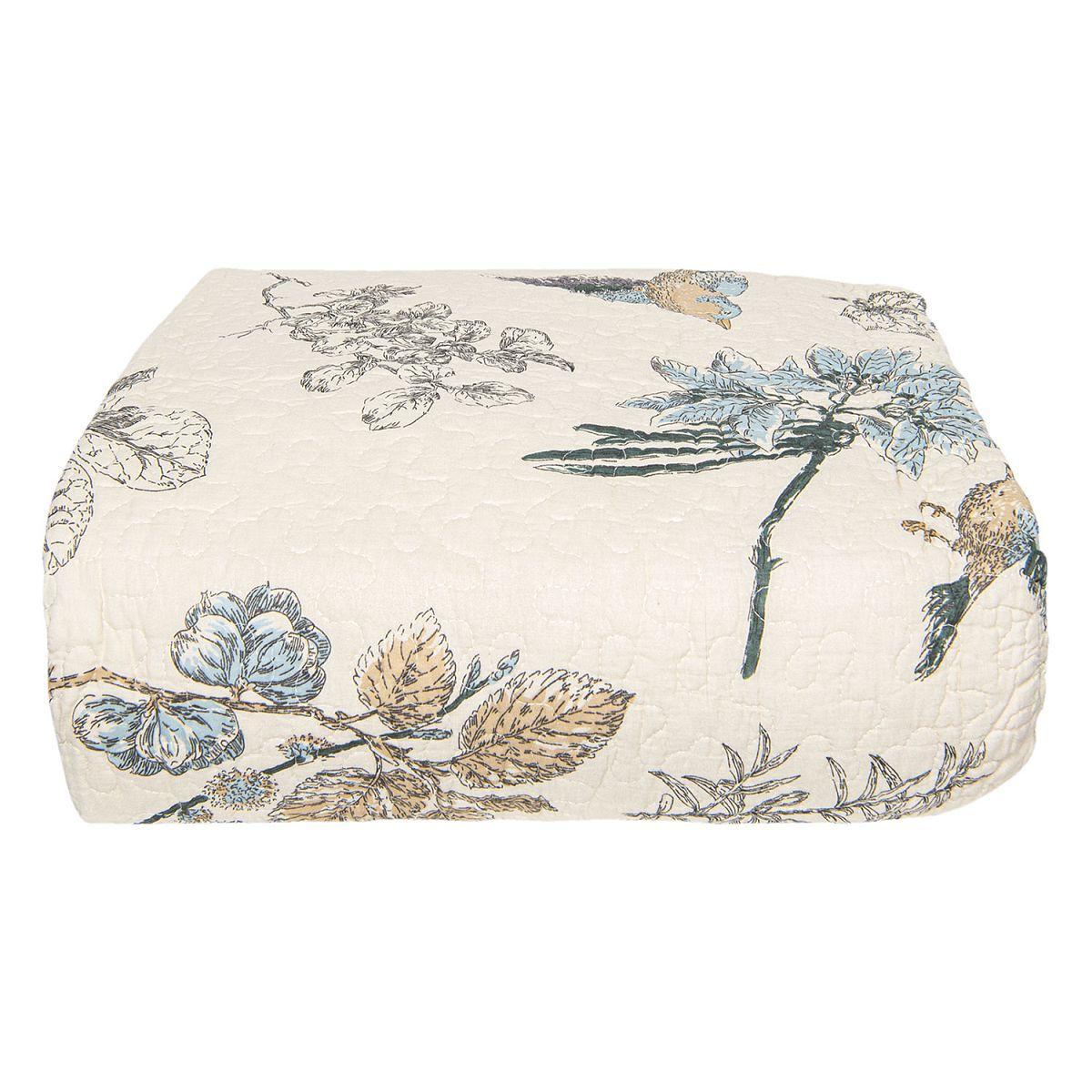 Přehoz na postel s dvěma povlaky na polštář 230*250/ (2) 50*70 cm