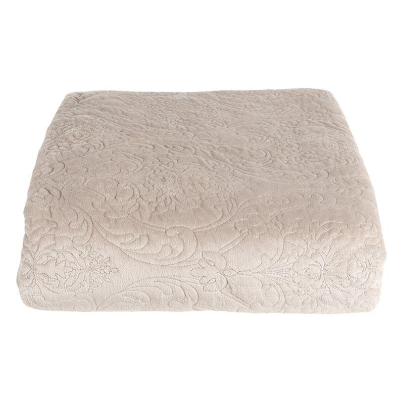 Přehoz na postel s dvěma povlaky na polštář 230*260/ (2) 40*40 cm