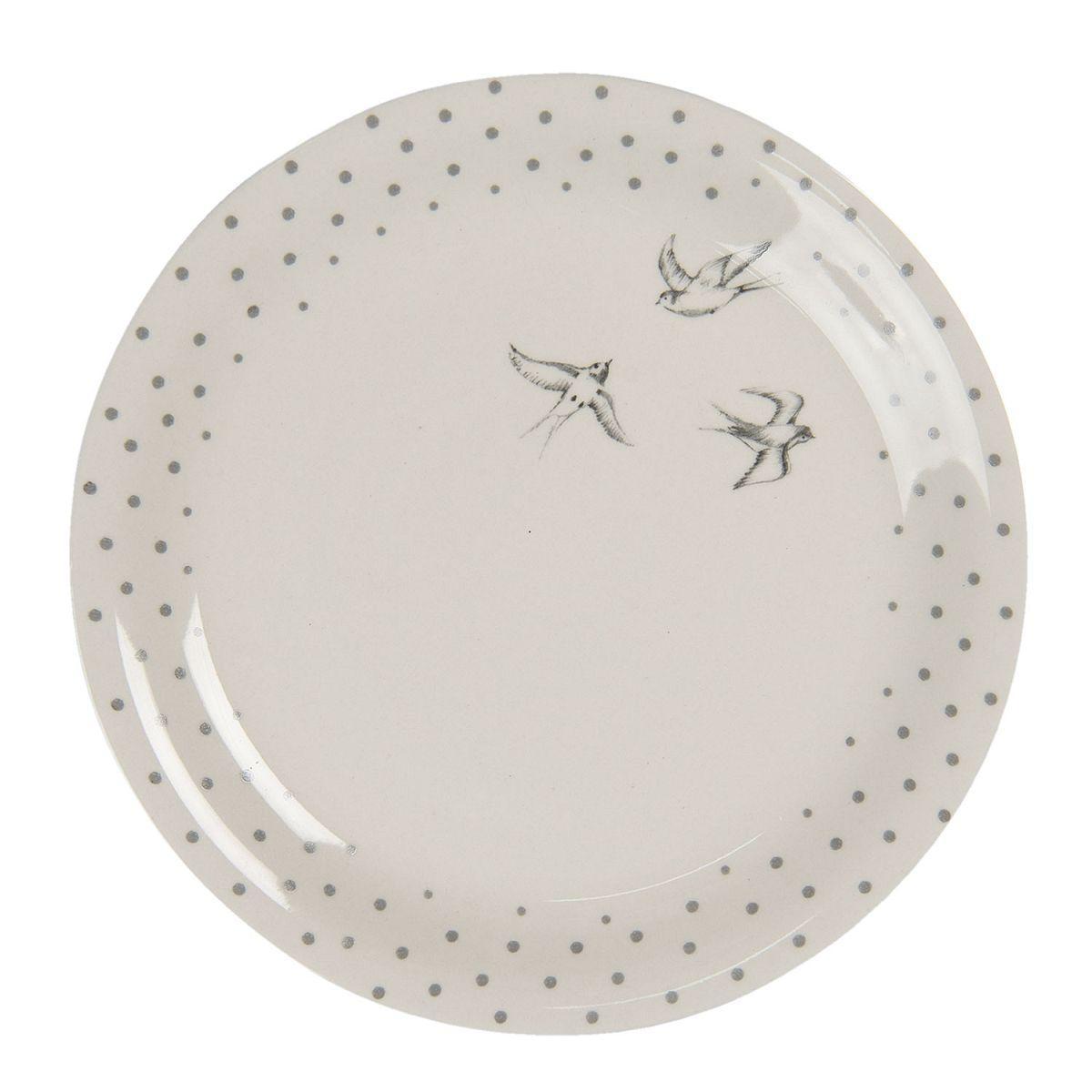 Dezertní talíř SWALLOW SKY