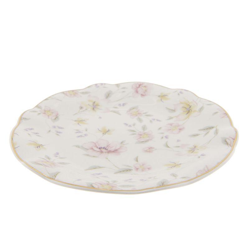 Dezertní porcelánový talíř TABLE WARE FLOWERS